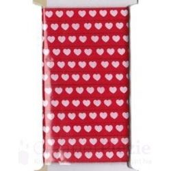 "Decoratielint ""Love"" 1 x 5 meter"