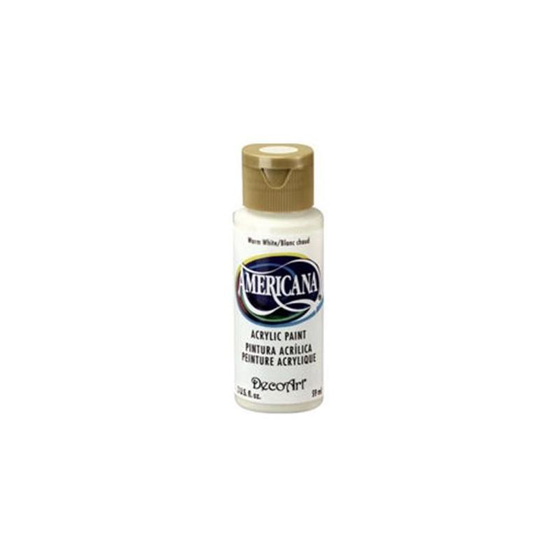 """Acrylverf Americana """"Cool White"""" (Non Toxic) 59 ml"""