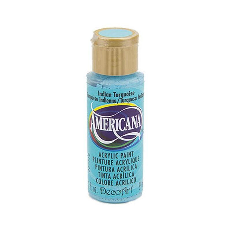 "Acrylverf Americana ""Indian Turquoise"" (Non Toxic) 59 ml"