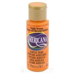 "Acrylverf Americana ""Bright Orange"" (Non Toxic) 59 ml"