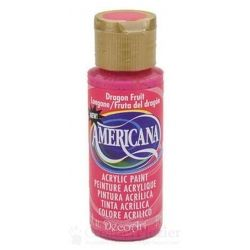 "Acrylverf Americana ""Dragon Fruit"" (Non Toxic) 59 ml"
