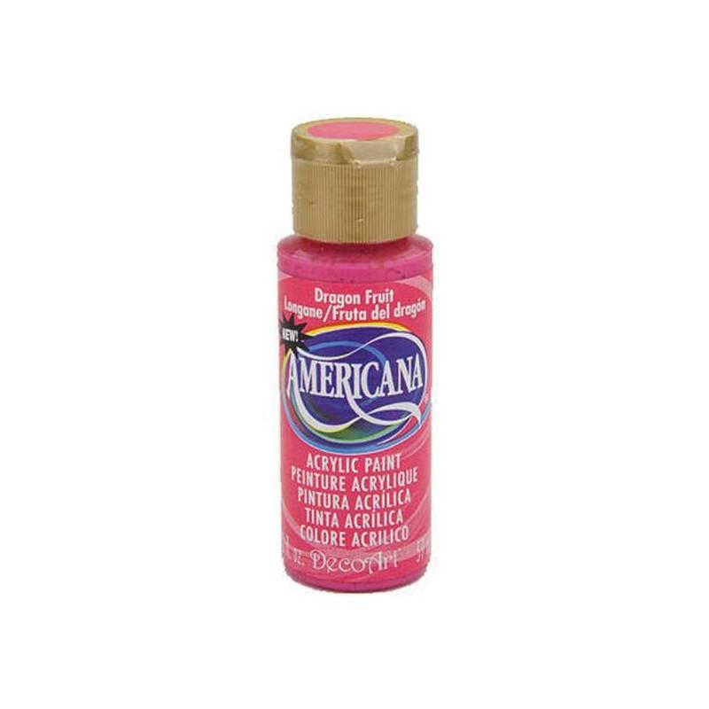 "Acrylverf Americana ""Dragon Fruit"" (Non Toxic) 59 ml"