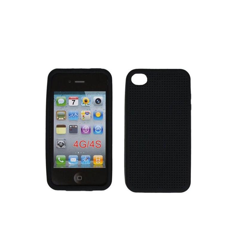 """iPhone hoesje """"Zwart"""" om te borduren"""