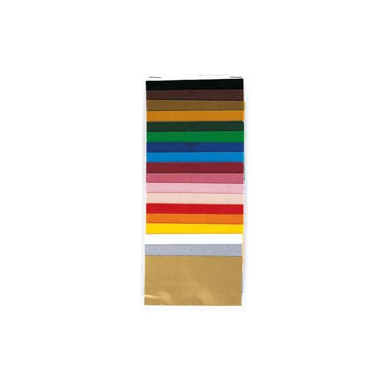 Decoratie wasfolie 18 kleuren