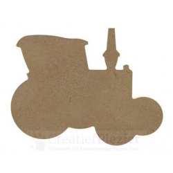 MDF Tractor 15 cm