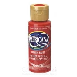 Acrylverf Americana - Primary Red (Non Toxic), 59 ml