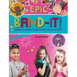 """Band-it Epic """"Rubberband sieraden en accessoires door jou gemaakt"""""""